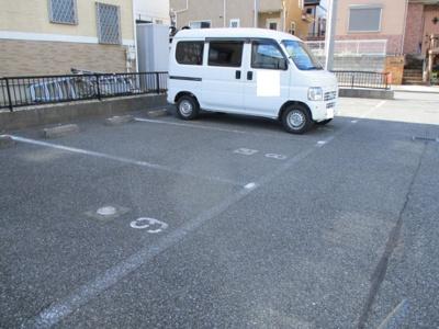 【駐車場】エムハイツ桜木