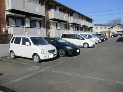 【駐車場】カーサーみつわ台C