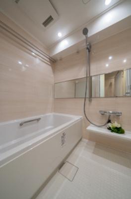 【浴室】グレイス錦糸町