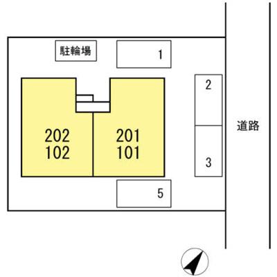 【区画図】イーストエクセル