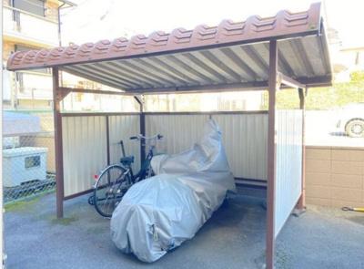 【駐車場】HSマンション