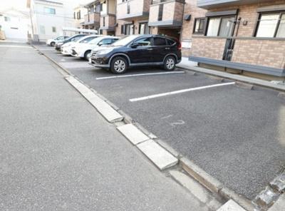 【駐車場】サザンクロス