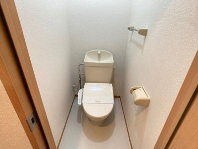 【トイレ】ジュネス陽光台Ⅱ
