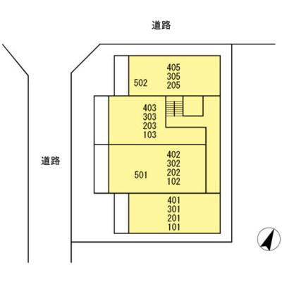 【区画図】SKYSHORE(スカイショア)