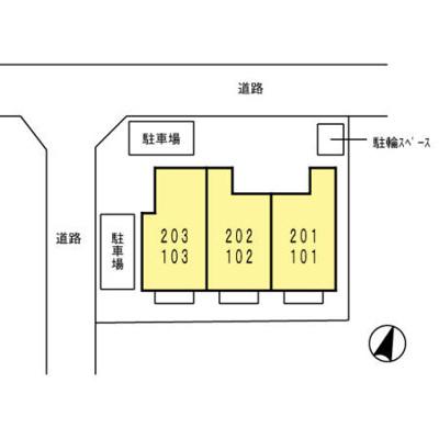 【区画図】ソフィア相南