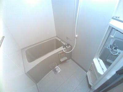 【浴室】ソレイユ林間