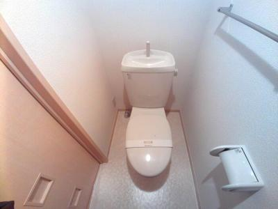 【トイレ】ソレイユ林間