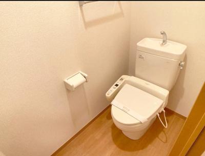 【トイレ】パレアナ