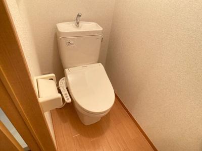 【トイレ】プルミエール相模原