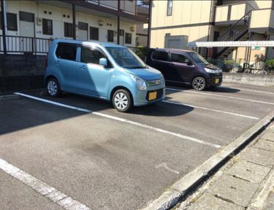 【駐車場】フローラMⅠ