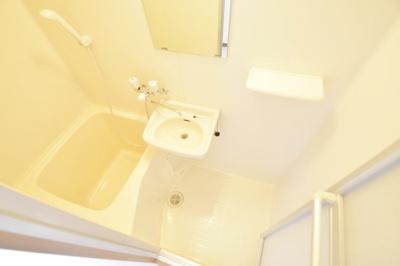 【浴室】クリスタルコート