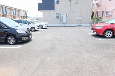 【駐車場】クラール・ブリーゼワン