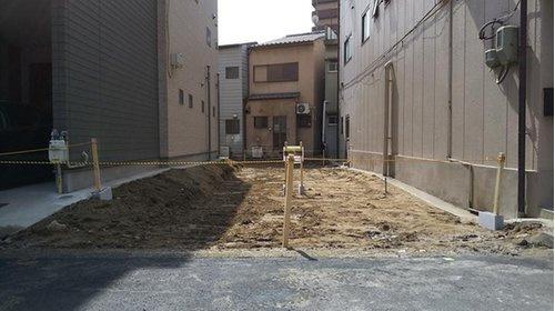 【外観】南市岡1売土地