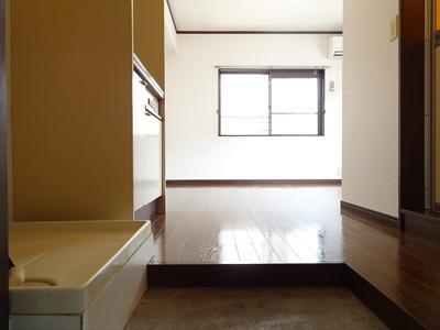 【玄関】レイア松原