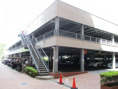 自走式駐車場。