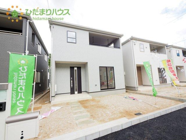 【外観】取手市稲第2 新築戸建 27号棟
