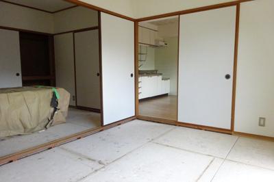 【和室】中山サニーハイツ