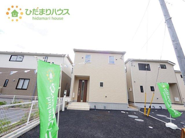 【外観】取手市稲第2 新築戸建 35号棟