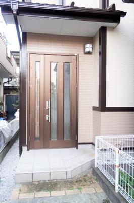【エントランス】中古戸建 川口市新井町