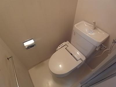 【トイレ】ローレルハイツ三木2号棟