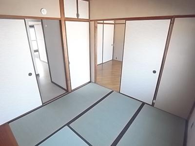 【和室】ローレルハイツ三木2号棟