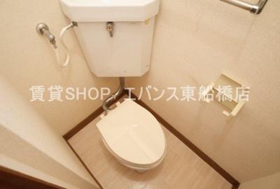 【トイレ】スズキハイツ
