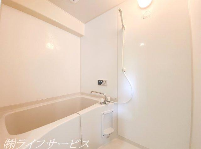 浴室・自動お湯張り追い焚き機能有