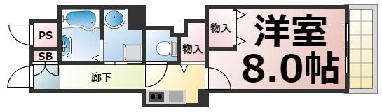 メゾンルージュ小橋 仲介手数料無料