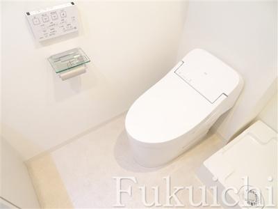 【トイレ】ラ・ペルラ柿の木坂