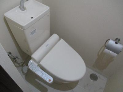 【トイレ】天下茶屋アパート