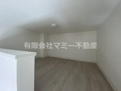 【寝室】芝田1丁目アパートL