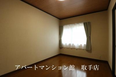 【寝室】リバーハイツ