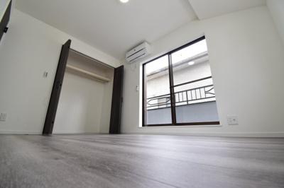 全居室2面採光で、明るさと風通しの良さを確保。どのお部屋にしようか悩んじゃいますね。