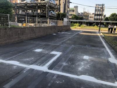 【外観】諏訪町駐車場Y1