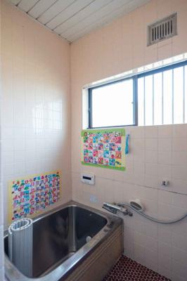 【浴室】西賀茂下庄田町