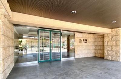 【エントランス】アムール吉塚ステーション