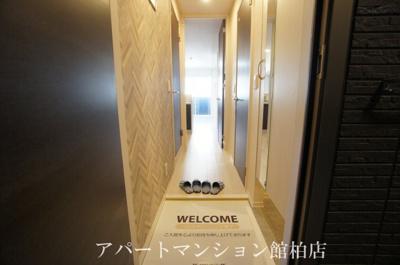 【玄関】トワ・グレース柏の葉