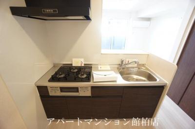 【キッチン】トワ・グレース柏の葉
