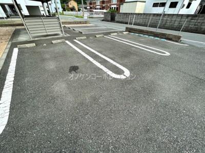 【駐車場】ウィルヴェスティージ伍番館