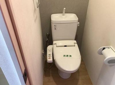 【トイレ】MODULOR中野EAST