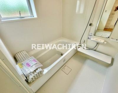 【浴室】リーブルガーデン 宗像市自由ヶ丘第十三(1号棟)