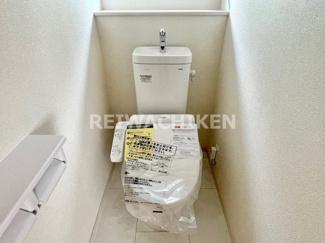 【トイレ】リーブルガーデン 宗像市自由ヶ丘第十三(1号棟)