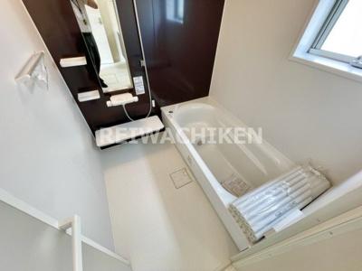 【浴室】リーブルガーデン 宗像市自由ヶ丘第十三(2号棟)