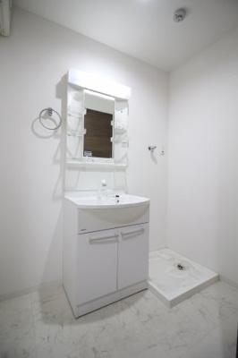 【洗面所】ヒルサイドハウス