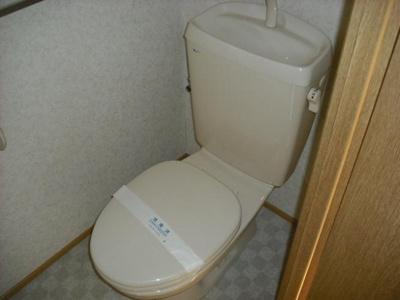 【トイレ】グランドハイムB棟