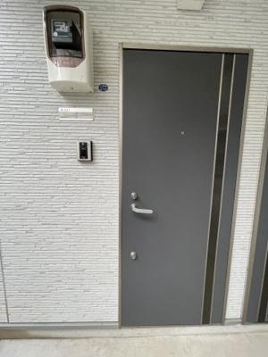 【玄関】ファミール上の宮A棟