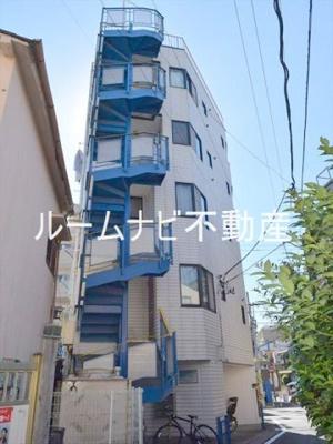 【外観】ブルーステップ