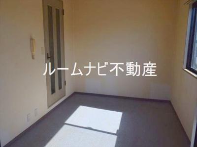 【寝室】ブルーステップ