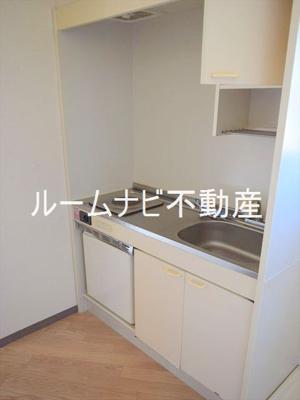 【キッチン】ブルーステップ