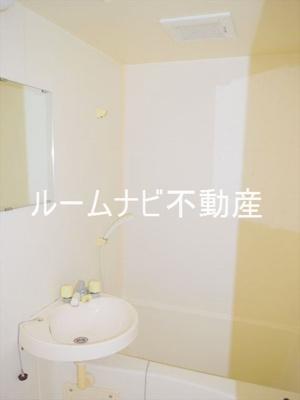 【浴室】ブルーステップ